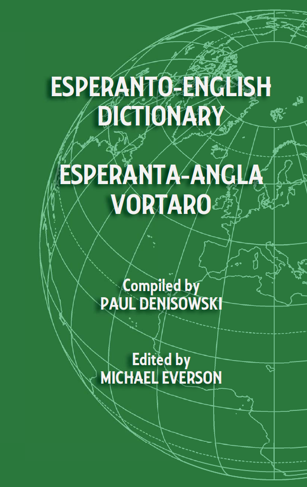 Esperanto-English Dictionary
