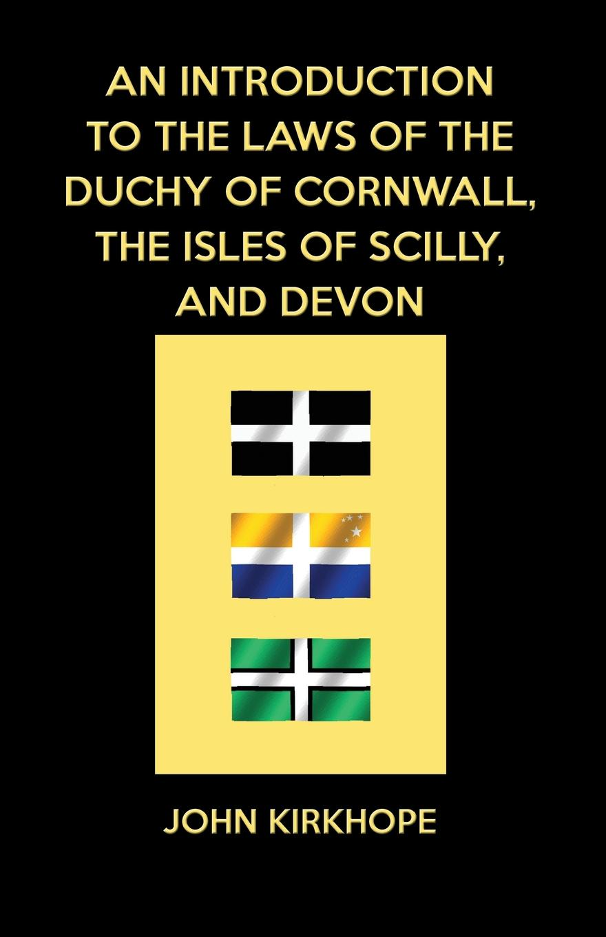 Laws of the Duchy of Cornwall