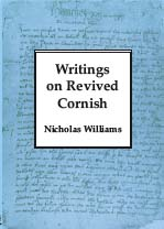 Writings on Revived Cornish