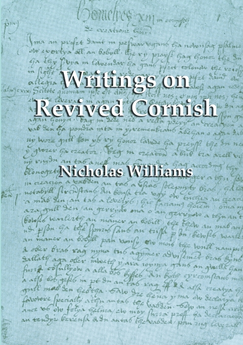 Form and Content in Revived Cornish